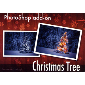 PhotoShop Christmas Tree Edition (with Props) by Will Tsai and SM Productionz - Trick-37564