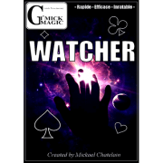 Watcher (RED DVD and Gimmick) by Mickael Chatelain - DVD-37545