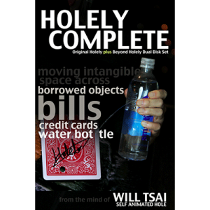 Holely Complete (Original + Beyond Holely) by Will Tsai and SM Productionz - Tricks-37681