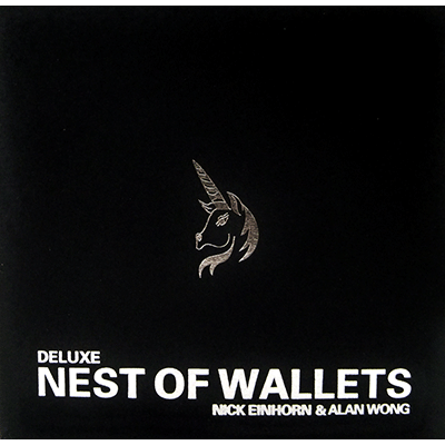 Deluxe Nest of Wallets by Nick Einhorn-37705