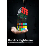 Rubik's Nightmare by Michael Lam and SansMinds Magic - DVD-37734