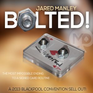 Bolted Jared Manley