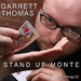 Standup Monte (Jumbo Index) DVD and Gimmick by Garrett Thomas and Kozmomagic -DVD-37799