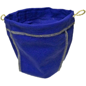 Felt Bag (Blue, Ungimmicked) - Trick-37868