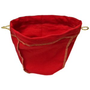 Felt Bag (Red Ungimmicked) - Trick-37869