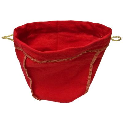 Felt Bag (Red Ungimmicked) - Trick-37869
