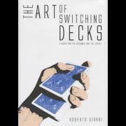 The Art of Switching Decks by Roberto Giobbi-38128