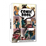 The comic book test Soft cover by So Magic-38231
