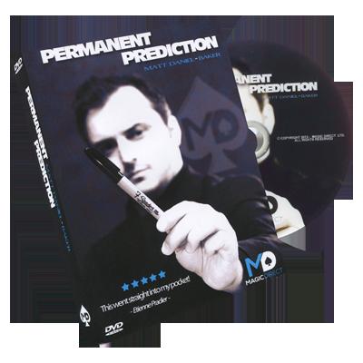 Permanent Prediction by Matt Daniel-Baker-38089