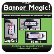 The Banner Magic Trick - Michael Mode-38257