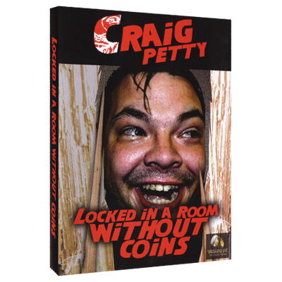 Locked In A Room Without Coins by Craig Petty and Wizard FX Production video DOWNLOAD -38361