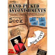 Hand-picked Astonishments (Invisible Deck) by Paul Harris and Joshua Jay video DOWNLOAD -38808