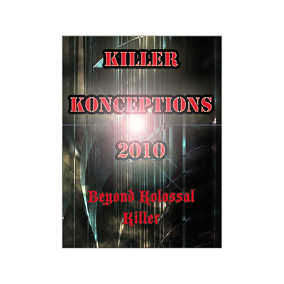 Killer Konceptions 2010 by Kenton Knepper eBook DOWNLOAD -38630