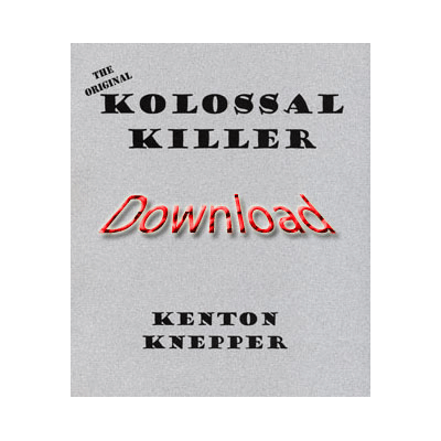 Kolossal Killer (Original) by Kenton Knepper eBook DOWNLOAD -38628
