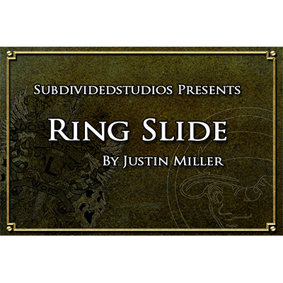 Ring Slide by Justin Miller and Subdivided Studios video DOWNLOAD -38627