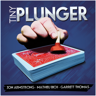 Tiny Plunger by John Armstrong-38314