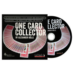 One Card Collector by Alexander Kolle and Card-Shark-39004