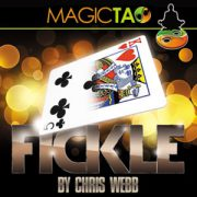 Fickle by Chris Webb Red-39434