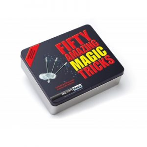 Fifty Amazing Magic Tricks (Tin)-39576