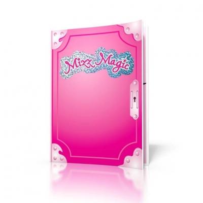 Mizz Magic Secret Note Book-39608