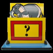Elephant Vanish (back Stage) by Premium Magic-39665