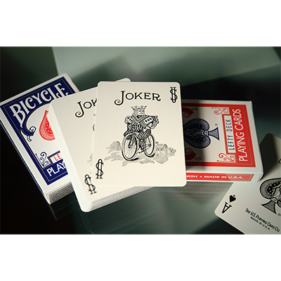 Lefty Deck Blue by House of Playing Cards-39440