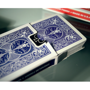 Lefty Deck Blue by House of Playing Cards-39436