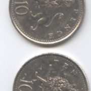 Double sided coin tails-39779