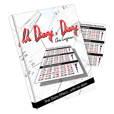 No Diary Diary by Chris Congreave-39441