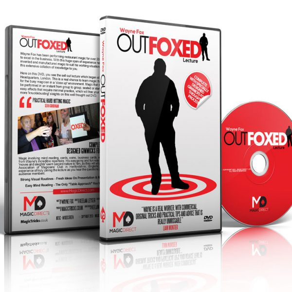 OutFoxed Lecture DVD by Wayne Fox