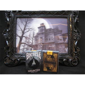 1st Run Bicycle Haunted Deck by US Playing Card Co.-39814