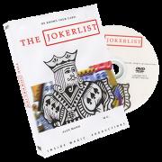 The Jokerlist by Alex Mann and M.G.-39791