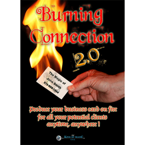 Burning Connection 2.0 by Andy Amyx-40091