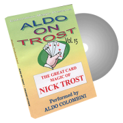 Aldo on Trost Volume 15 by Wild-Colombini Magic-39955