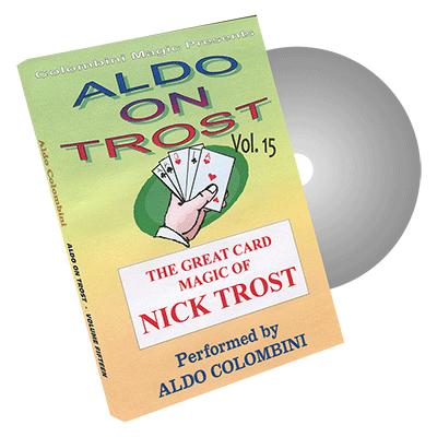 Aldo on Trost Volume 15 by Wild-Colombini Magic-39955