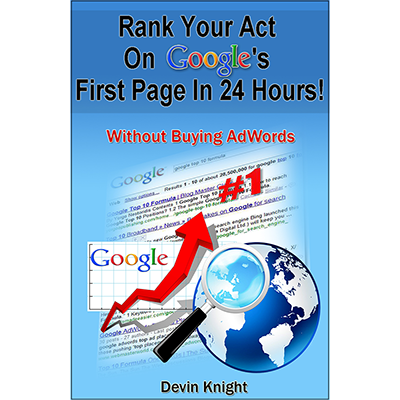How To Rank Your Act on Google by Devin Knight-39945