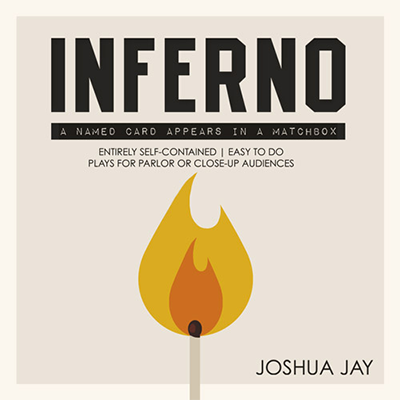 Inferno by Joshua Jay and Card-Shark-39954