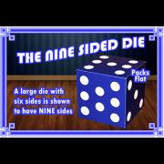 Nine Sided Die by Angelo Carbone-39952