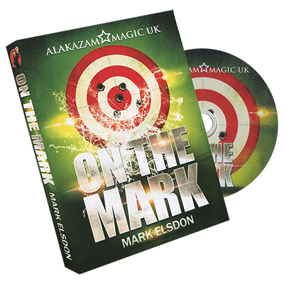 On the Mark 1 (Large) with DVD by Mark Elsdon-39947