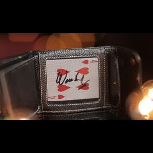 Card in Fire Wallet (pro)-40651