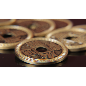 Chinese Coin Set Half(with DVD)-40648