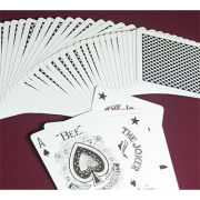 Magic 8 Anniversary USPCC Deck (Black) (limited ed. / out of print)-40619