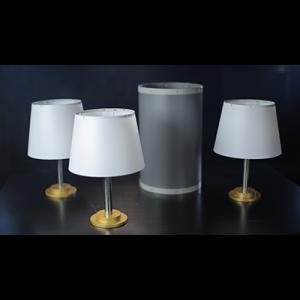 Multiplying Table Lamp (White)-40660