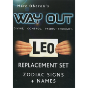 Refill for Way Out XII (Zodiac) by Marc Oberon-40608
