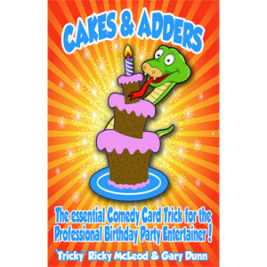 Cakes and Adders (Parlor Size) by Gary Dunn-41060