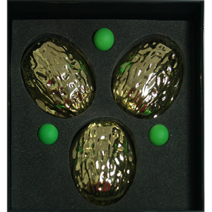 Golden Shells (With three Peas)-41044
