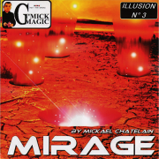 Mirage (Blue) by Mickael Chatelain-41273