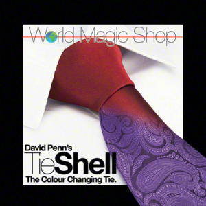 Tie Shell (The Color Changing Tie) by David Penn-42273