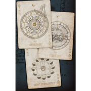Heretic (Noctis) Deck by Stockholm17 Playing Cards-42623