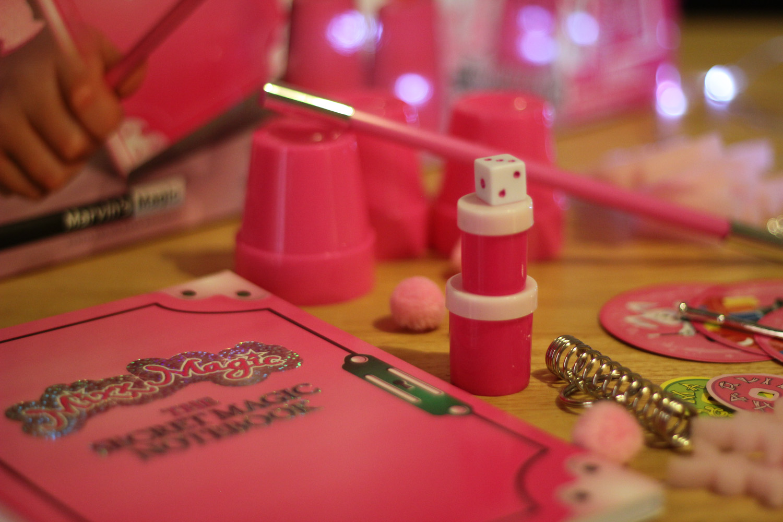 magic sets for girls